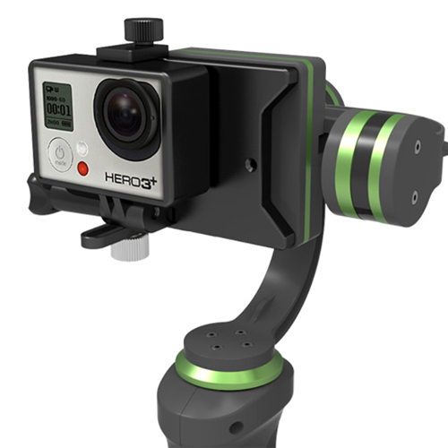 CAMVATE LanParte 3 Axis Handheld Gimbal Stabilizer For Smart Phone GoPro+1500mAh Battery
