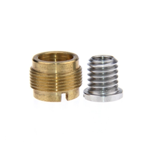 "CAMVATE Microphone Mic Screw 1/4""-20 to 3/8""-16 & 3/8""-16 to 5/8""-27"