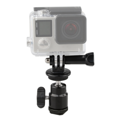 CAMVATE 360 Degree Rotating Clip Clamp Mount Tripod Adapter for Gopro HD Hero Camera