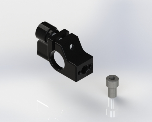 CAMVATE 15mm Rod Clamp for Cage (Custom Made)