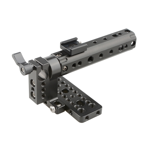 CAMVATE Top Handle Camera Grip Support Top Plate fr BlackMagic Cinema Camera BMCC