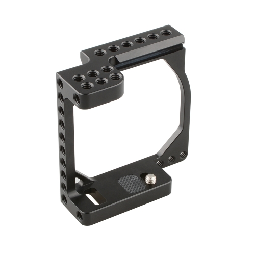 CAMVATE Camera Cage Frame For Sony A6000 / A6300 / A6400 / A6500 / A6600 & Canon Eos M