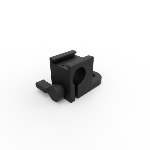 CAMVATE 15mm Rod Clamp With Cold Shoe Mount  (Custom Made)