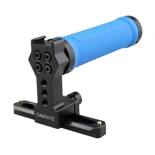 CAMVATE Top Handle(Rubber Grip)for Blackmagic Pocket Cinema Camera