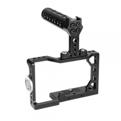 CAMVATE  a6500 cage with Top Handle Grip