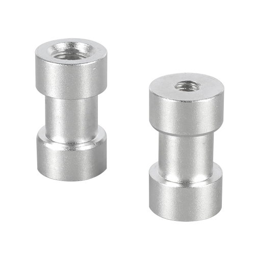 "CAMVATE 1/4""-20 Female To 3/8""-16 Female Screw Adapter"