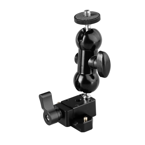 CAMVATE NATO Lock Mini Ball Head