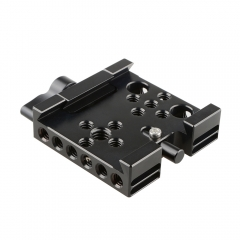 CAMVATE Manfrotto Quick Release Adapter Baseplate Slide-in Style For Manfrotto 577 / 501 / 701 / Tripod