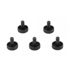 "1/4""-20 Male Thread Screw Plug For DJI OSMO Stabilizer Gimbal External Extention Accessory (5 Pieces)"