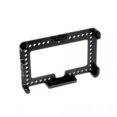 "CAMVATE On-camera Monitor Cage Bracket For FeelWorld F6 Plus 5.5"" Display"