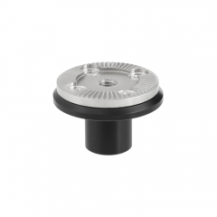 CAMVATE Standard ARRI Rosette M6 Thread Mount With 15mm Micro Rod