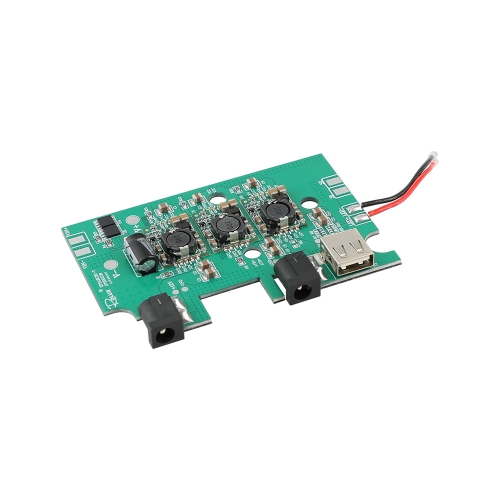 CAMVATE PCB Mainboard Replacement For V Lock Power Splitter Mount (Brand New)