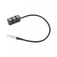 CAMVATE 1 To 3 Power Splitter (0B 2pin)