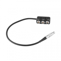 CAMVATE 0B 2pin Power Splitter 1 To 3
