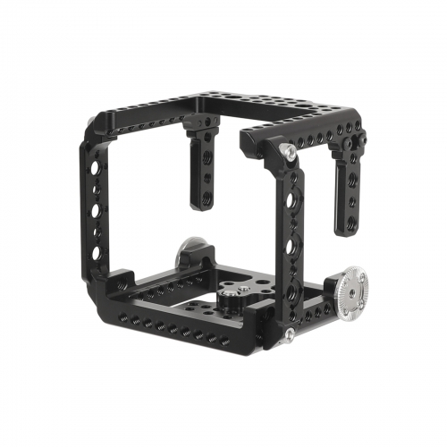 CAMVATE Exclusive Cage Kit With ARRI Rosette Mounts And NATO Rails For RED Komodo 6K Cinema Camera