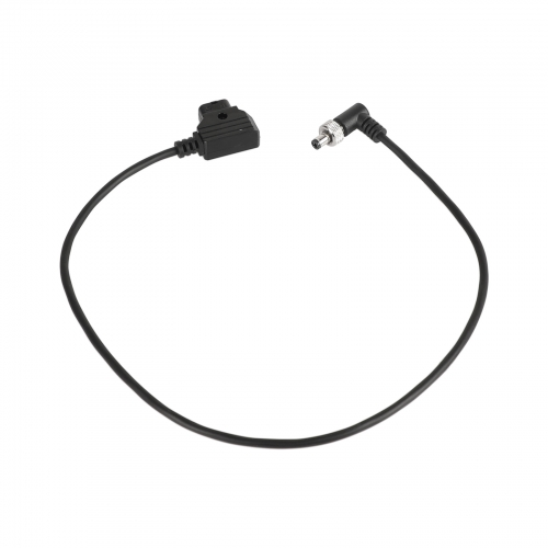 CAMVATE Monitor / Video Devices Power Supply Cable D Tap To DC 2.5mm Right Angle With Lock (Universal Use)