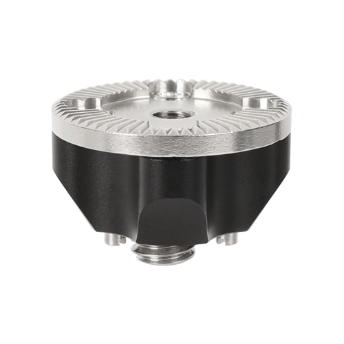 "CAMVATE M6 ARRI Rosette Mount With 3/8""-16 Mounting Screw & ARRI Locating Pins"