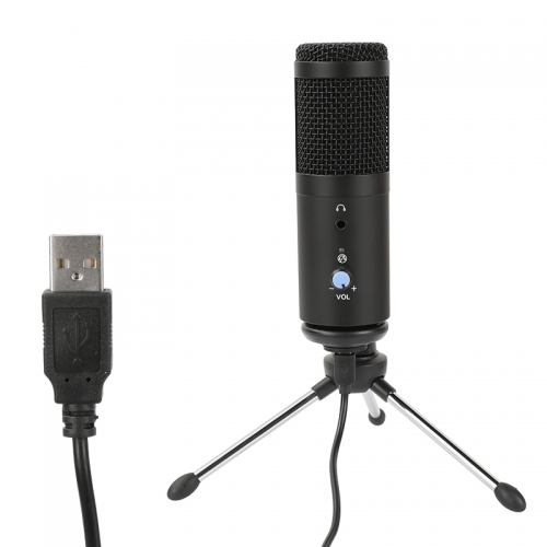 CAMVATE USB Condenser Microphone With Mini Tripod Stand $ Pop Filter For Laptop Desktop PC Computer Streaming Podcasting Gaming